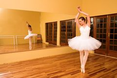 балерина 15 Стоковое фото RF