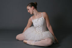 балерина 4 Стоковая Фотография RF
