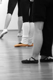 балерины одно указывая стоя 3 Стоковая Фотография