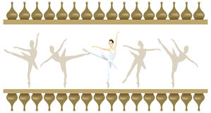 Балерины Стоковое фото RF
