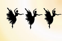 балет Стоковая Фотография RF