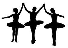 балет иллюстрация штока