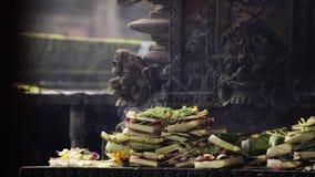 Балийская традиционная церемония сток-видео