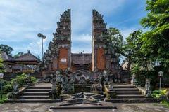 Балийский висок, Индонезия, Азия стоковые изображения
