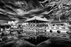 Балийский королевский дворец Стоковое Изображение RF