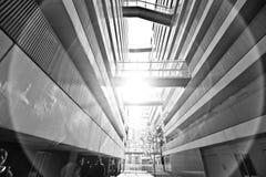 балконы квартиры селитебные Стоковая Фотография