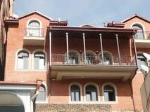 балконы Стоковая Фотография RF