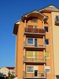 балконы Стоковые Фото