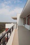 балкон квартиры Стоковые Изображения RF