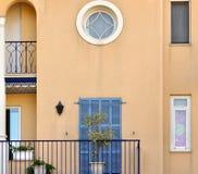 балкон 02 Стоковая Фотография RF
