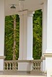 Балкон Стоковая Фотография
