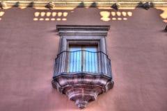 Балкон San Luis Potosi, Мексики Стоковые Фотографии RF