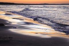 Балтийское море в Польше Стоковая Фотография RF