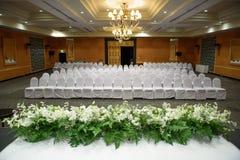 Бальный зал для meetting Стоковое Изображение RF