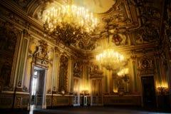 Бальный зал XVIII века Стоковая Фотография
