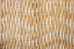 Бамбуковая картина Стоковая Фотография