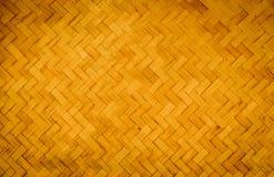 Бамбуковая картина Стоковая Фотография RF
