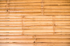 Бамбуковая коричневая солома Стоковое Изображение RF
