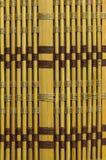 Бамбуковая материальная предпосылка Стоковое Фото