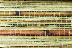 Бамбуковая материальная предпосылка Стоковая Фотография RF