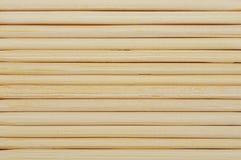 Бамбуковая предпосылка зубочистки Стоковое Изображение RF