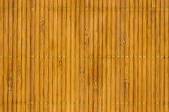 Бамбуковая предпосылка плиты Стоковые Изображения RF