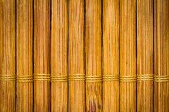 Бамбуковая предпосылка плиты Стоковые Фото