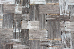 Бамбуковая предпосылка ремесленничеств Стоковая Фотография RF