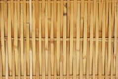 Бамбуковая текстура и предпосылка Стоковые Изображения RF