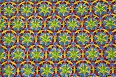 Бамбуковая текстура корзины Стоковая Фотография