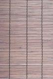 Бамбуковая текстура предпосылки циновки Стоковое Изображение RF