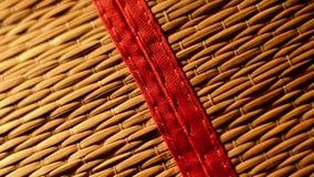 Бамбуковая текстура с ярким светом сток-видео