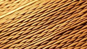 Бамбуковая текстура с ярким светом акции видеоматериалы