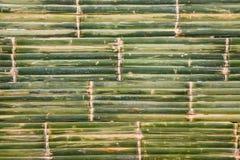 Бамбуковая циновка тайского в выходные дни рынка Стоковое фото RF