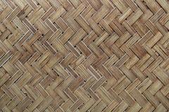Бамбуковая циновка Стоковые Изображения RF