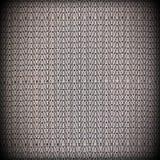 Бамбуковая черно-белая циновка соломы как абстрактная предпосылка текстуры Стоковая Фотография RF