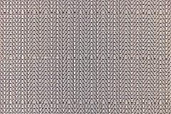 Бамбуковая черно-белая циновка соломы как абстрактная предпосылка текстуры Стоковое Фото