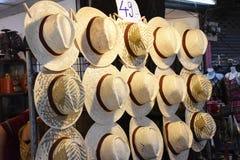Бамбуковая шляпа Стоковое Фото