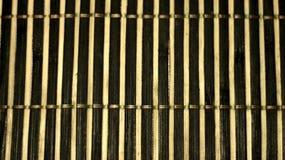 Бамбуковое размещение в вертикальном расположении стоковая фотография