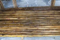 Бамбуковые ручки Стоковое Изображение