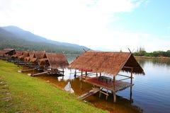 Бамбуковые сплотки Стоковые Фотографии RF