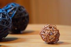 Бамбуковые шарики Стоковые Фото