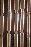 Бамбуковый занавес Стоковое Изображение