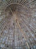 Бамбуковый ресторан Стоковое фото RF