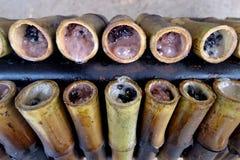 Бамбуковый рис Стоковые Фото