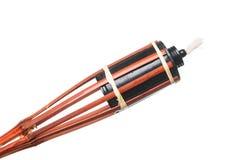 Бамбуковый факел Стоковые Фотографии RF