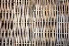 Бамбуковый weave Стоковые Изображения