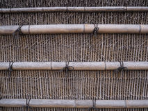 бамбук и текстура предпосылки Стоковое Фото