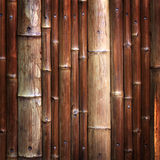 бамбук предпосылки Стоковое Изображение RF