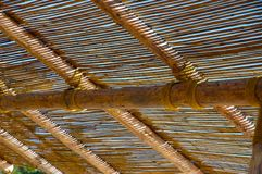 бамбук предпосылки стоковое изображение